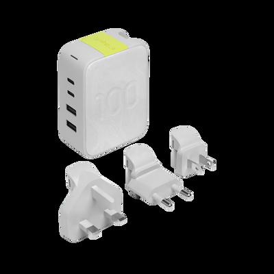 InstantCharger 100W 4 USB