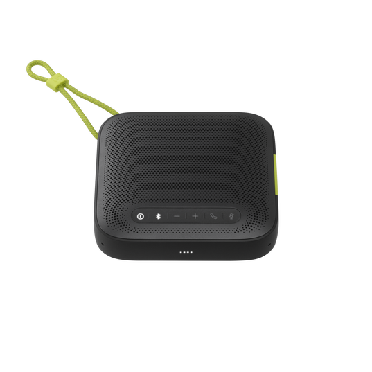 ClearCall - Black - Portable USB and Bluetooth speakerphone - Detailshot 3