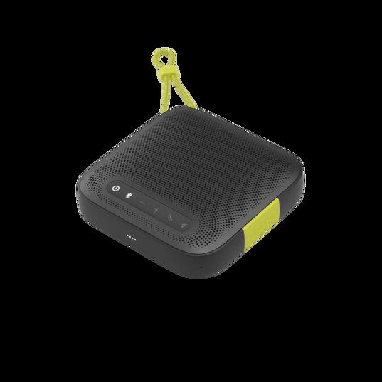 ClearCall - Black - Portable USB and Bluetooth speakerphone - Hero