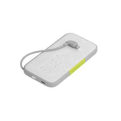 InstantGo 5000 Built-in Lightning Cable