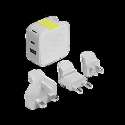 InstantCharger 65W 2 USB